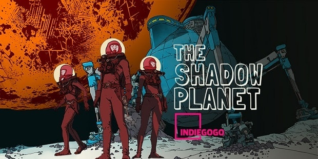 Radium: partita la raccolta fondi per The Shadow Planet