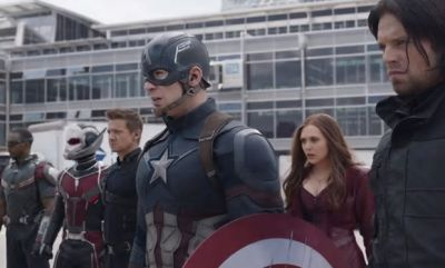 Captain America: Civil War - Primi dati dal Box Office internazionale