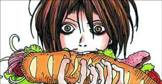 """""""Questo non è Il mio corpo"""" un manga sui disturbi alimentari"""