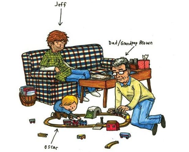 Questione di vita (Jeffrey Brown)