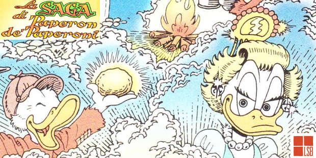 Don Rosa e la vita di Paperone