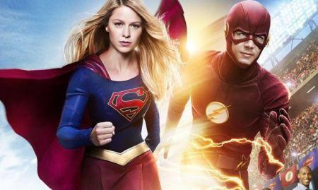 Flash e Supergirl, due dei migliori prodotti di Warner Bros. Television, recentemente protagonisti di un crossover.