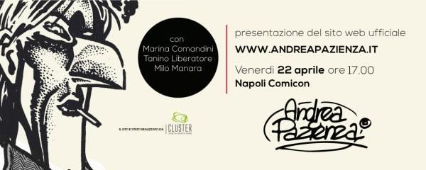Marina Comandini: vedi Napoli Comicon e…