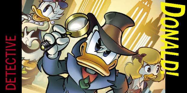 Detective Donald – Topolino #3149 (Stabile, Limido)