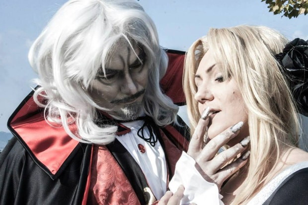 Amore & cosplay: Luigi Meggiolaro e Simona Marletti