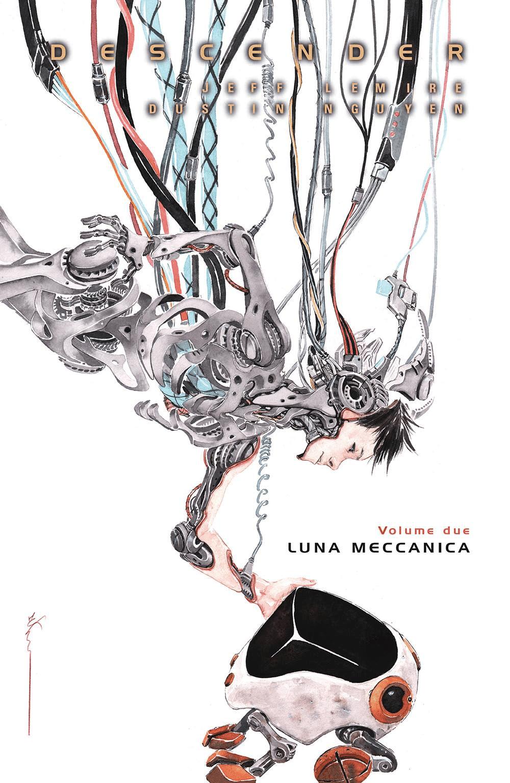 """E disponibile il 2° volume di Descender: """"Luna Meccanica"""""""