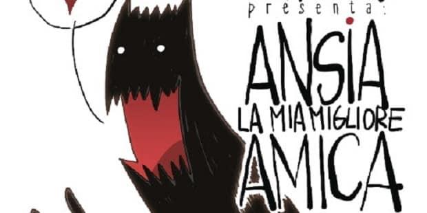 A Panda piace… l'ansia: torna la serie di  Giacomo Bevilacqua