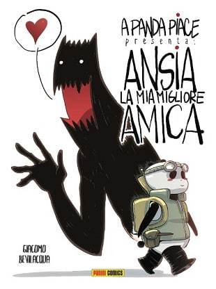 A Panda piace... l'ansia: torna la serie di  Giacomo Bevilacqua