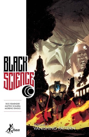 Black Science vol.3 disponibile in libreria