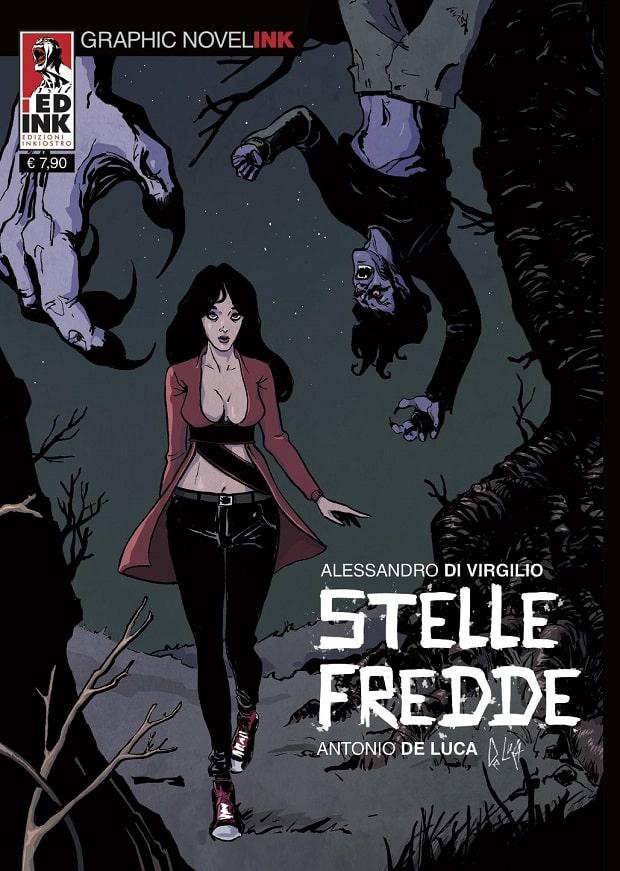 """Edizioni Inkiostro presenta la graphic novel """"Stelle Fredde"""""""