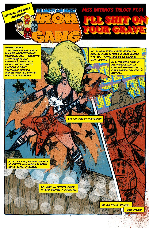 Iron Gang Ep0191