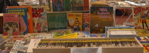 collezionismo fumetti