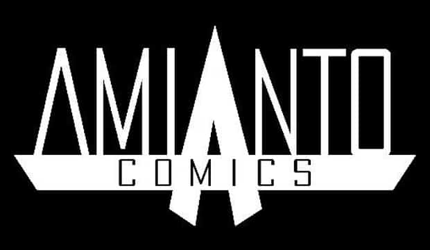 Logo Amianto Comics