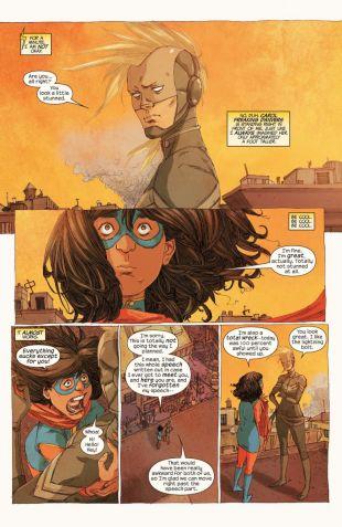 Ms Marvel Last Days 1