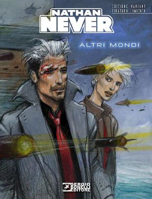 Nathan Never #300: l'Agente Alfa tra Matrix e Schrodinger