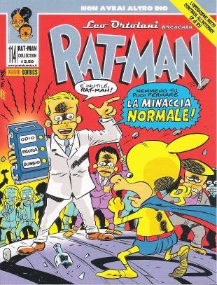 Rat-Man #114 – Non avrai altro Dio (Ortolani)