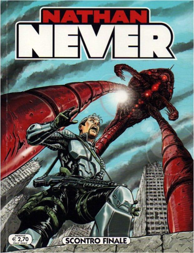 Scontro finale NN 248 copertina