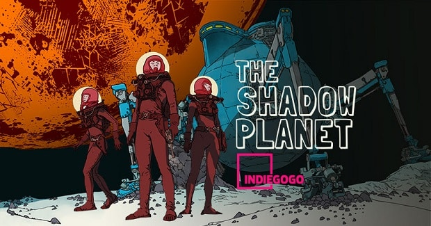The Shadow Planet