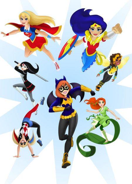 Per Diane Nelson, il brand di DC Superhero Girls vale 1 miliardo di dollari.
