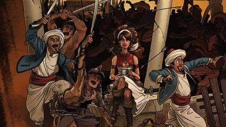 Disney porta sullo schermo graphic novel Delilah Dirk
