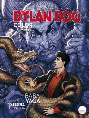 Dylan Dog Color Fest #17 (Barbato, Saudelli, Celestini)