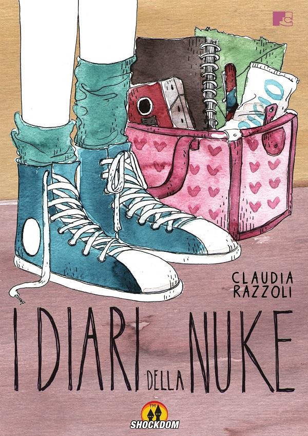 """Shockdom pubblicherà """"I Diari della Nuke"""" di Claudia Nuke Razzoli"""