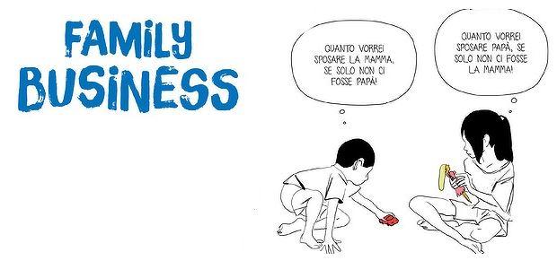 Family business (Bastien Vivès)