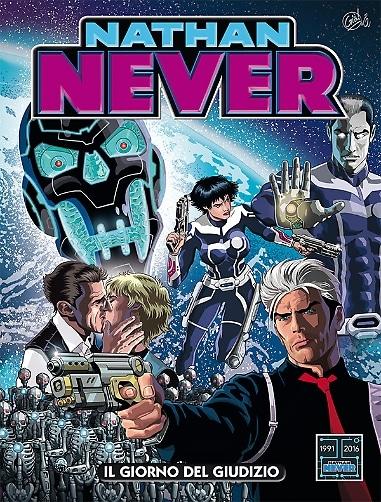 Nathan Never #301 – Il giorno del giudizio (Serra, Giardo)
