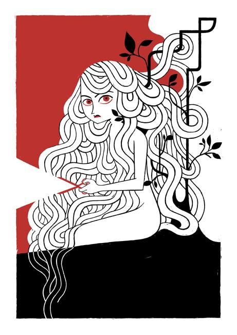 Dall'illustrazione al fumetto: Rita Petruccioli