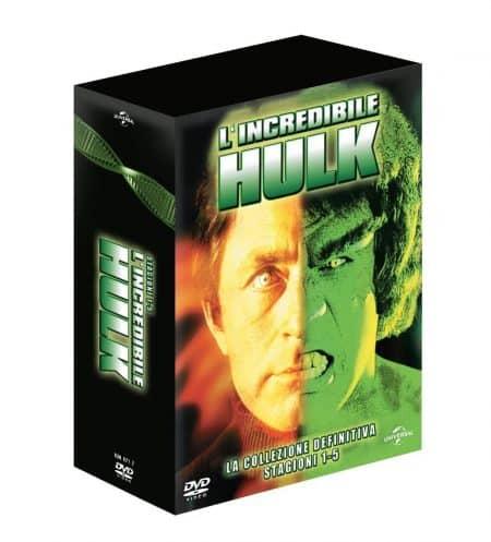 L'incredibile Hulk – arriva la collezione definitiva in DVD