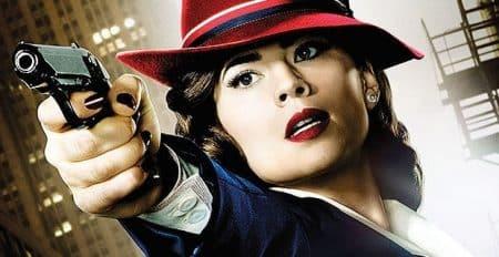 Agent Carter: la prima stagione in inverno su Rai4