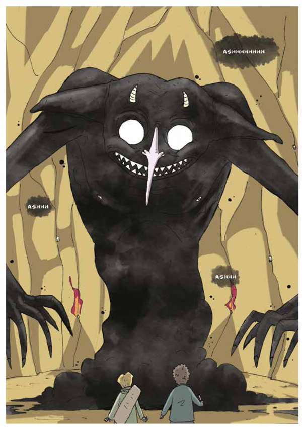 Demone dentro_tav 144