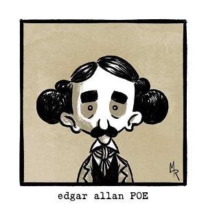 Crowdfunding per POErtraits - portraits of Edgar Allan Poe