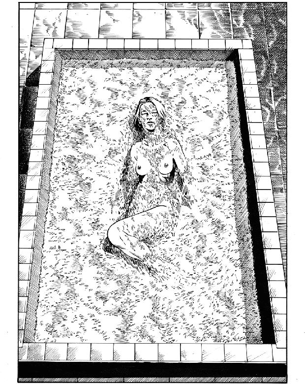 The Cannibal Family #10 – Riae (Fantelli, Piccioni, AA.VV)