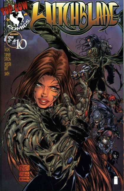 Witchblade e Darkness