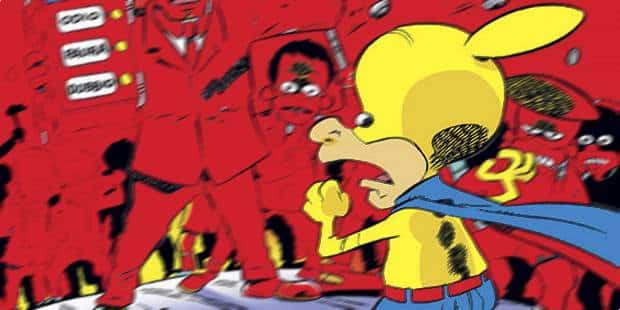 The Rat-Man's Countdown #2 : Junior e Clara