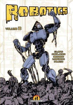 Robotics #2 (Iemmola, Polizzo, Brando, Losurdo, Pilato)