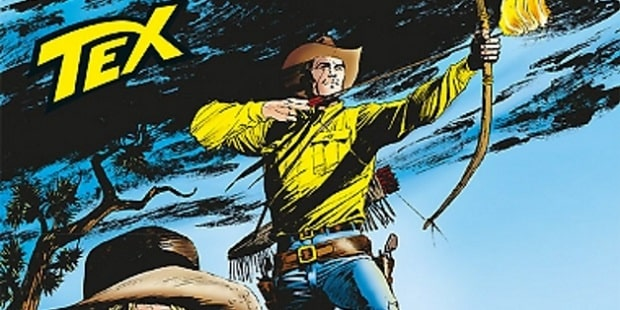 Tex #668 – I rangers di Lost Valley (Boselli, Biglia)