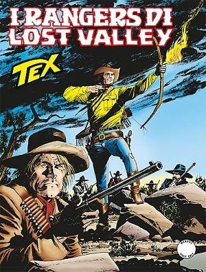 Tex #668 – I rangers di Lost Valley (Boselli, Biglia)