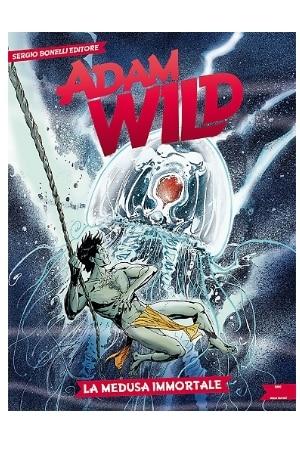 Adam Wild #21- La medusa immortale (Manfredi, Lucchi)