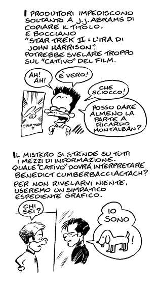 Dolori di un fumettista cinefilo: CineMAH di Leo Ortolani
