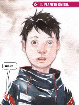 Descender #2 di Lemire e Nguyen: famiglia androide