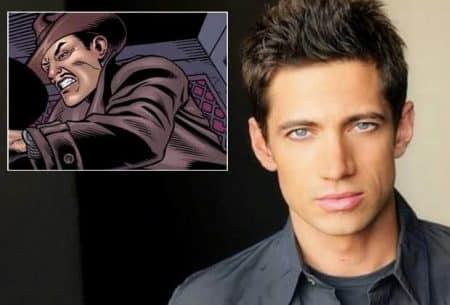 Gotham: James Carpinello è Mario Falcone
