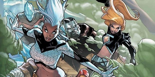 Gli straordinari X-Men #1 (Lemire, Ramos, Bunn, Land)
