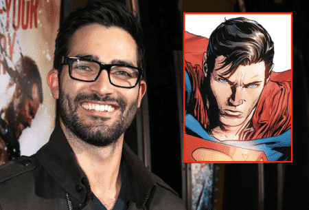 Supergirl: Tyler Hoechlin è Superman