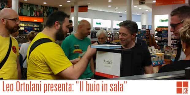 "Leo Ortolani presenta ""CineMAH: Il Buio in sala"""