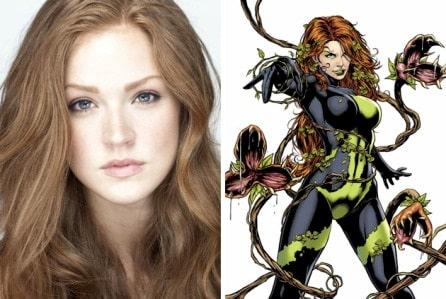Gotham: Maggie Geha  è la nuova Poison Ivy