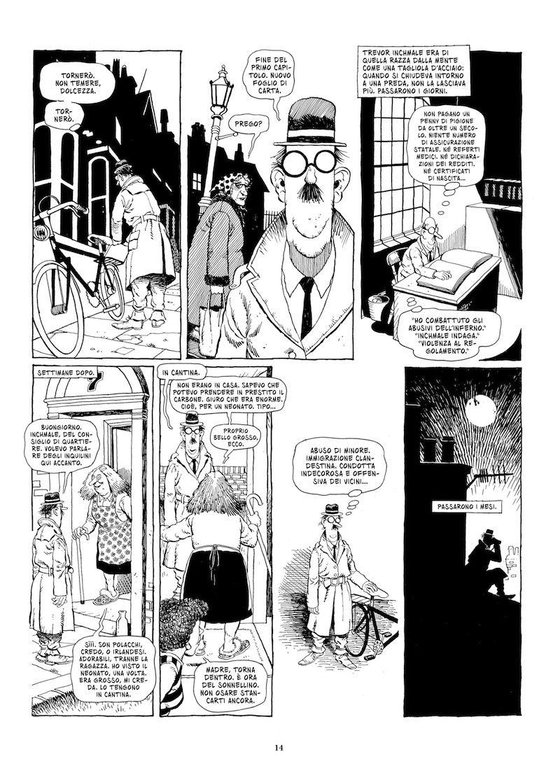 In libreria La Saga dei Bojeffries di Alan Moore