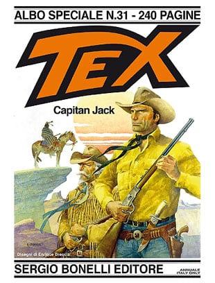 Il Tex nella Storia di Bonelli, Faraci e Breccia