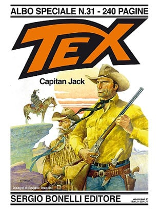 Capitan Jack_Texone_cover